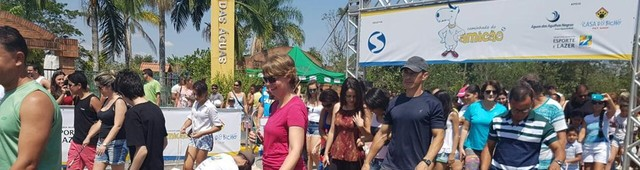 4ª Edição da Caminhada do Amicão reuniu mais de mil pessoas em Resende. Confira a galeria de fotos! (Comunicação / TV Rio Sul)