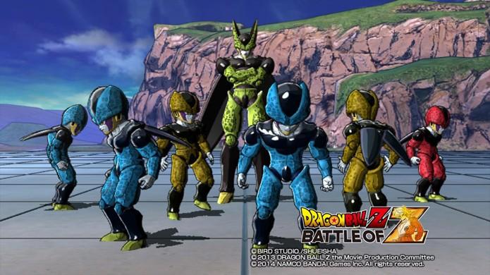 Os Cell Jr. podem se tornar um incômodo devido ao seu grande número (Foto: Reprodução)