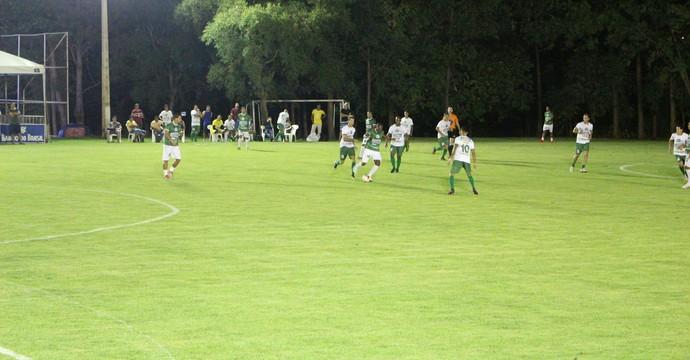 Jogo beneficente  (Foto: Edson Reis/ GloboEsporte.com)