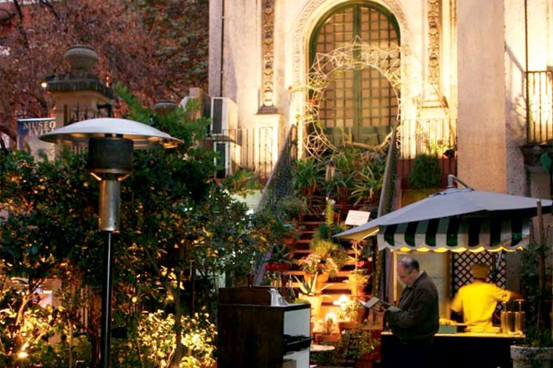 Restaurante do Museu Evita, em Buenos Aires (Foto: Divulgação)