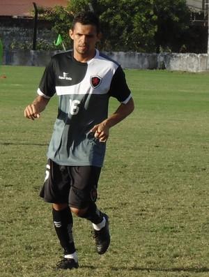 João Paulo, Botafogo-PB (Foto: Divulgação / Botafogo-PB)