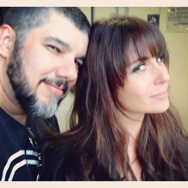 Ton Reis posta foto com Giovanna Antonelli (Foto: Instagram / Reprodução)