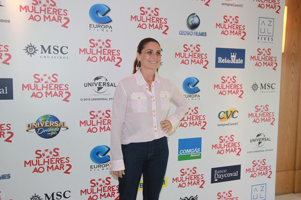 Giovanna Antonelli (Foto: Rodrigo Zerneri / Azzi Agency )