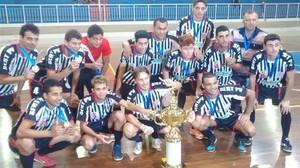 Copa de futsal Semepp (Foto: Marcos Chicalé / Semepp)
