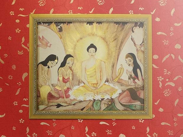 Se emocione com a história de Buda (Foto: Joia Rara/TV Globo)