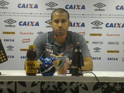 Julio Cesar entrevista Vasco (Foto: Vicente Seda)