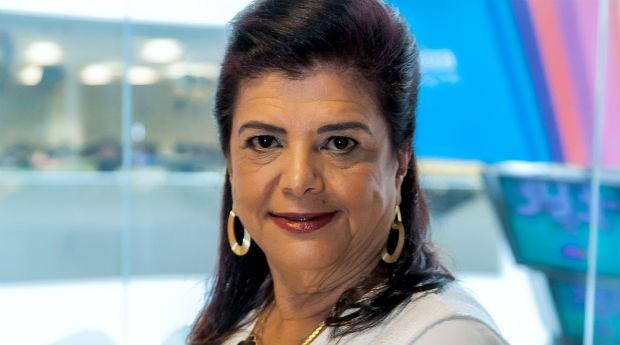 Luiza Helena Trajano, presidente do Conselho de Administração do Magazine Luiza  (Foto: Divulgação/Magazine Luiza)