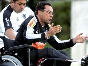 vanderlei luxemburgo atlético-mg treino (Foto: Bruno Cantini / Site Oficial do Atlético-MG)