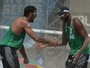 Duplas masculinas do Brasil estreiam bem no Grand Slam de Long Beach