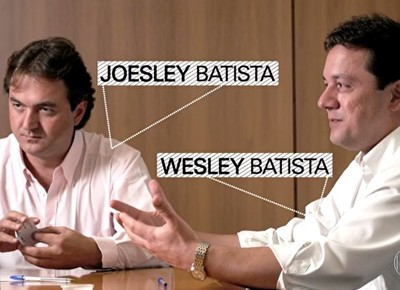 JBS-joesley-wesley-fantástico (Foto: Reprodução/TV Globo )
