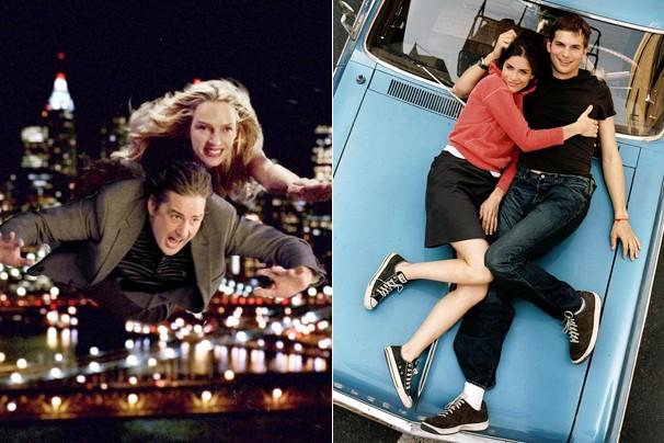 """Você tem até quinta-feria para decidir qual filme ver no Corujão: """"Minha Super Ex-Namorada"""" ou """"De Repente É Amor"""" (Foto: Divulgação)"""