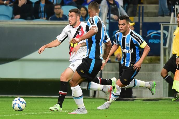 Grêmio Joinville (Foto: Ag Estado)