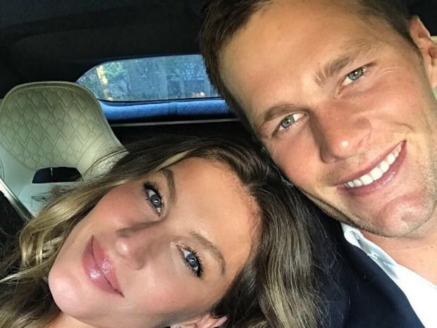 Gisele Bündchen e Tom Brady (Foto: Reprodução/Instagram)