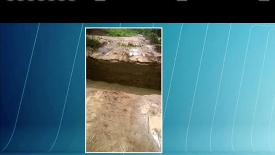 Distrito de Resplendor volta a registrar estragos após forte chuvas