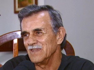Airton Bigelli, irmão do criador do slogan das Pamonhas de Piracicaba (Foto: Reprodução/ EPTV)