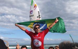Mineirinho é o grande vencedor do Rio Pro 2017