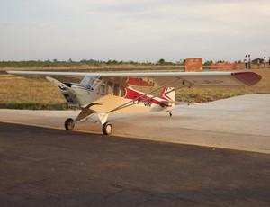 Aeromodelismo Uberlandia (Foto: Arquivo pessoal/Airton Borges)