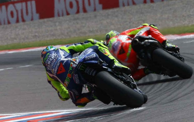 "BLOG: Mundial de MotoGP - ""Andrea Iannone: À sombra de Valentino Rossi"" - de Sharleena Wirsing para speedweek.com"