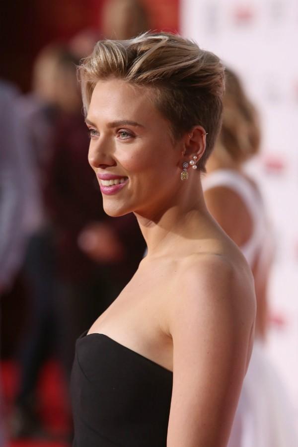 A atriz Scarlett Johansson nunca confirmou a redução (Foto: Getty Images)