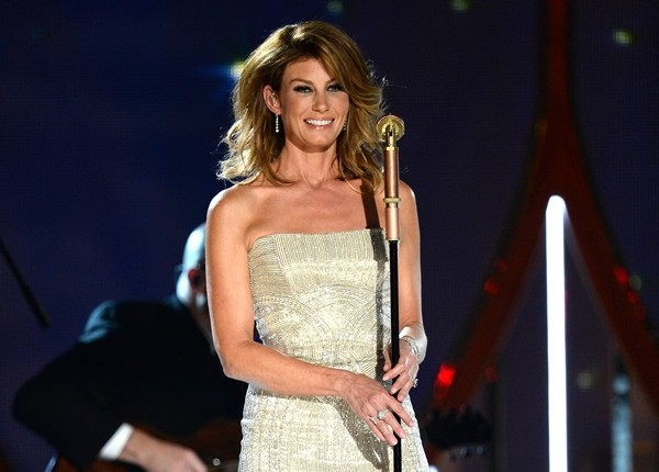 A cantora Faith Hill (Foto: Getty Images)