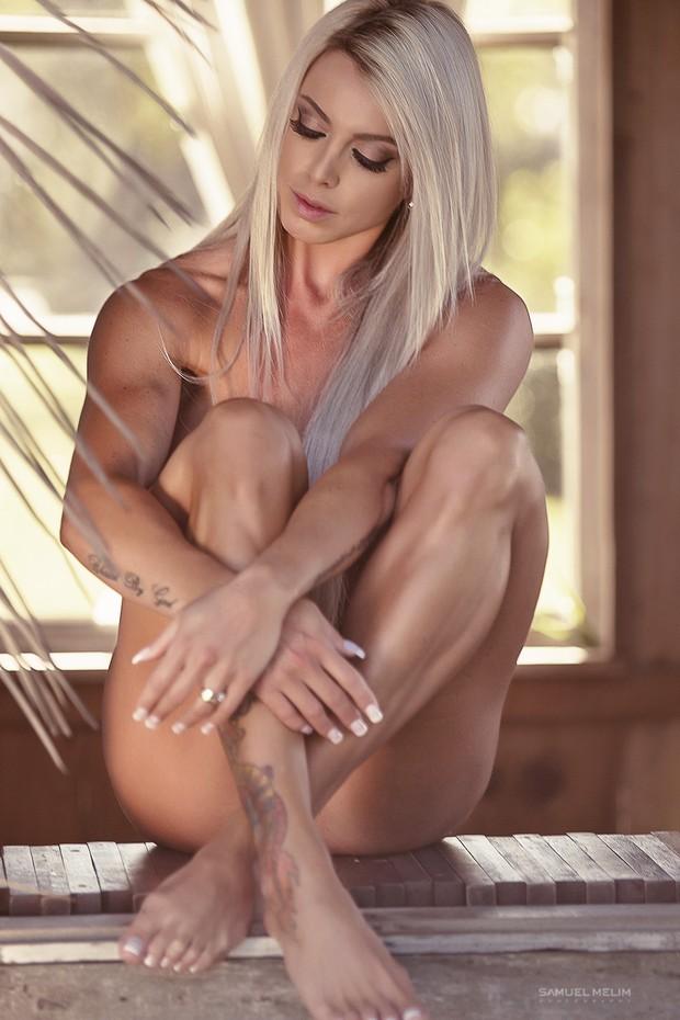 Fernanda Sierra (Foto: MF Models Assessoria/Divulgação)