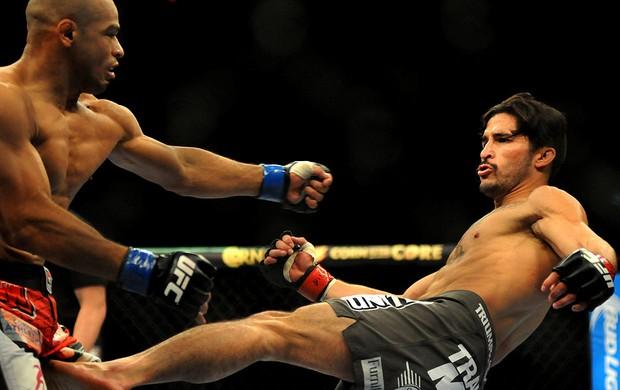 UFC  146 Ian McCall x Iliarde Santos (Foto: André Durão / Globoesporte.com)
