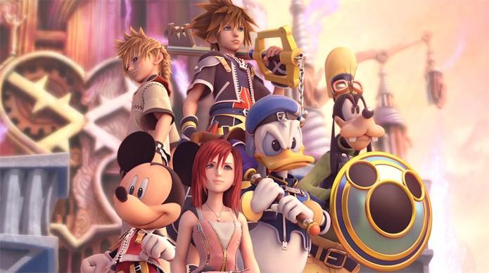 Conheça os mundos da saga Kingdom Hearts (Foto: Divulgação)