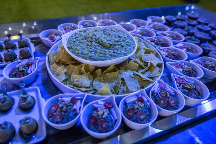 Arriba Muchachos! Temos comida mexicana! (Foto: Artue Meninea/Gshow)