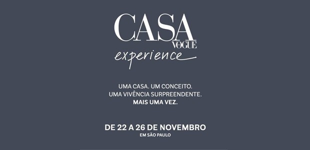 Casa Vogue Experience 2016 (Foto: Casa Vogue)