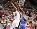 Spurs vencem Nuggets, mas perdem Pau Gasol por tempo indeterminado