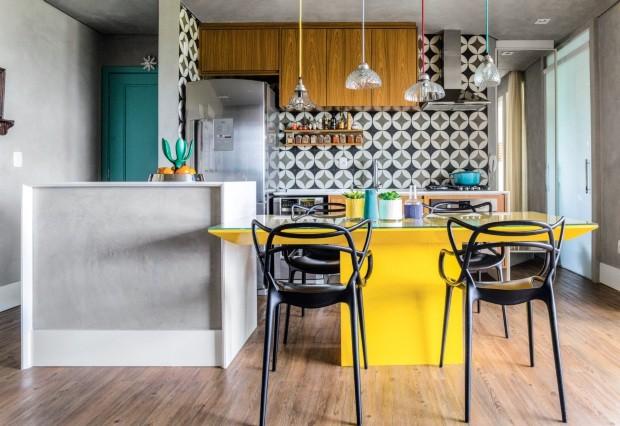 Projeto do escritório Casa 14 (Foto: João Morgado / Divulgação)