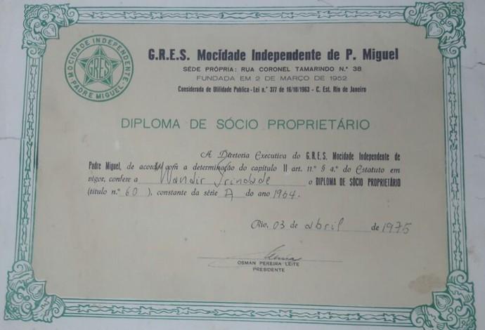 Vô Macumba Mocidade Independente (Foto: Jorge Natan)