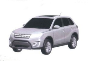 Suzuki New Vitara no INPI (Foto: Reprodução/Autoesporte)