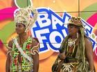 Eleitos para a corte do Malê Debalê, rei e rainha falam de 'sonho e orgulho'
