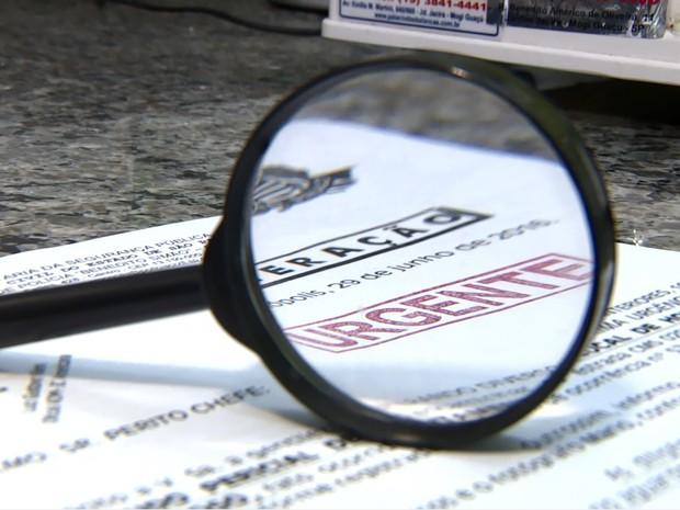 Sindicato diz que faltam peritos em IC de Americana (Foto: Reprodução/ EPTV)