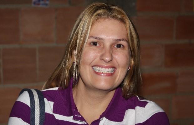 Michelle Muniz foi morta a tiros em frente a distribuidora de Goiânia, em Goiás (Foto: Divulgação/Arquivo Pessoal)