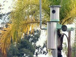 Radar em Piracicaba (Foto: Reprodução/EPTV)
