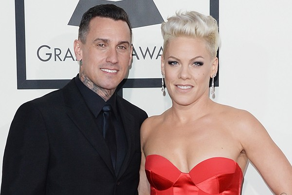 Carey Hart e Pink (Foto: Getty Images)
