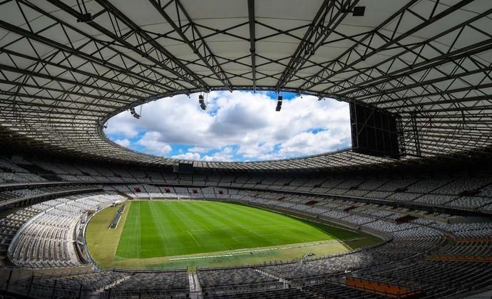 Mineirão (Foto: Agência i7/Mineirão)