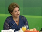 Dilma Rousseff diz que vai manter Graça Foster na Petrobras