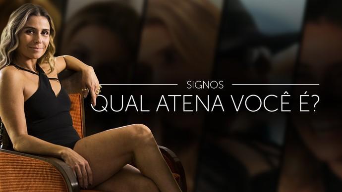 Qual Atena você é? (Foto: TV Globo)