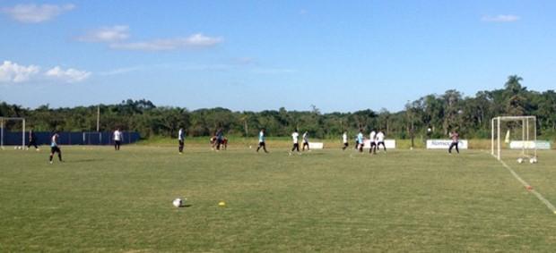 Joinville segue na preparação do Campeonato Catarinense (Foto: Divulgação / Joinville EC)