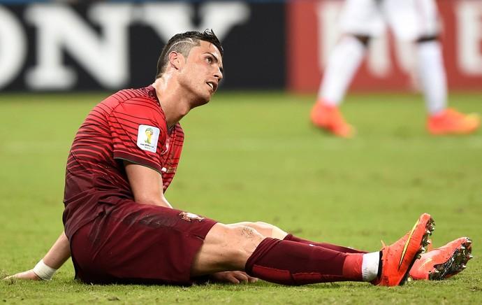 Cristiano Ronaldo EUA x Portugal (Foto: Reuters)