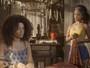 Dora diz para Vanda que interesse por Tiago acabou