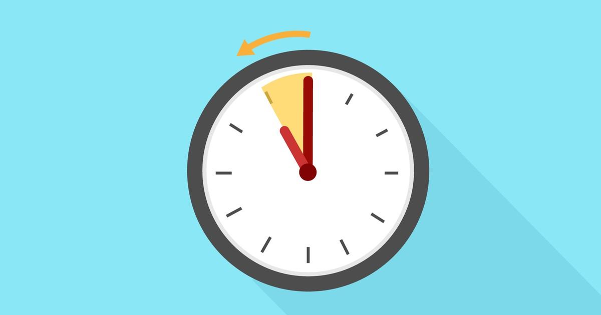 f1687c46a76 Economia - Horário de verão acaba e relógio deve ser atrasado em 1 hora
