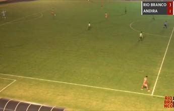 Rio Branco-AC faz 1ª transmissão online de jogo na estreia no Acreano