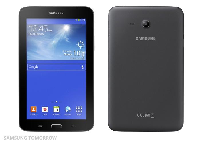 Galaxy Tab 3 Lite é novo tablet de entrada da Samsung, com dual-core e Jelly Bean (Foto: Divulgação/Samsung) (Foto: Galaxy Tab 3 Lite é novo tablet de entrada da Samsung, com dual-core e Jelly Bean (Foto: Divulgação/Samsung))