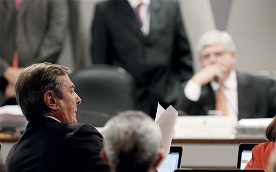 O senador Fernando  Collor (Foto: Adriano Machado/ÉPOCA )