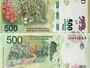 Argentina lança cédula de 500 pesos (BCRA/G1)
