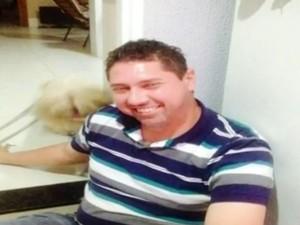 Corpo de comerciante foi encontrado em rio, em Barão de Antonina (Foto: Reprodução/TV TEM)